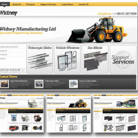 Widney Launch New Website