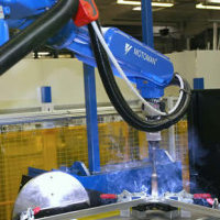 Widney Expands Robotic Welding....