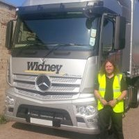 Widney's new Mercedes Truck - is it Formula 1?